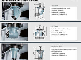 Awea LP Series Double Column Machining Centre - picture3' - Click to enlarge