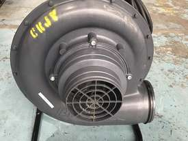 Welding Fume Extraction Fan Lincoln Electric 240 Volt Power Air Blower Mobiflex 10 - picture1' - Click to enlarge