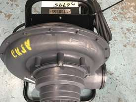 Welding Fume Extraction Fan Lincoln Electric 240 Volt Power Air Blower Mobiflex 10 - picture3' - Click to enlarge