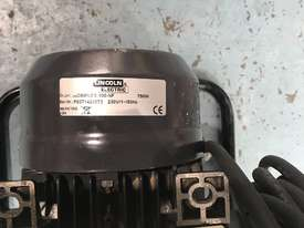 Welding Fume Extraction Fan Lincoln Electric 240 Volt Power Air Blower Mobiflex 10 - picture5' - Click to enlarge