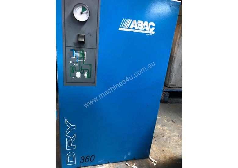 ****SOLD**** ABAC 360AB Air Dryer