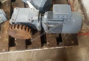 Sew Eurodrive Electric motor and drive