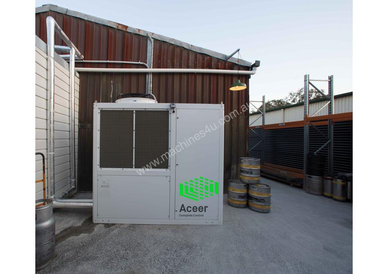 Industrial Water Chillers - Glycol Chillers