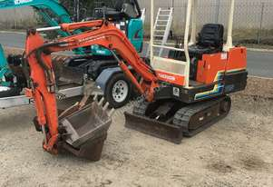 Takeuchi TB15 Excavator for sale