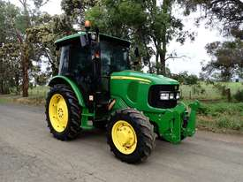 John Deere 5090RN FWA/4WD Tractor - picture0' - Click to enlarge