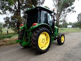 John Deere 5090RN FWA/4WD Tractor - picture4' - Click to enlarge