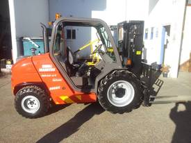 Manitou MH25-4T All terrain forklift / rough terrain forklift - picture0' - Click to enlarge