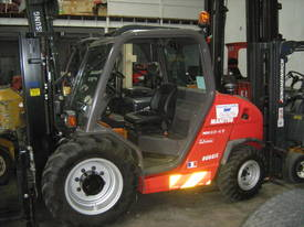 Manitou MH25-4T All terrain forklift / rough terrain forklift - picture1' - Click to enlarge
