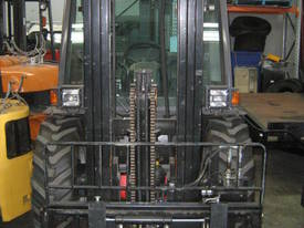 Manitou MH25-4T All terrain forklift / rough terrain forklift - picture2' - Click to enlarge