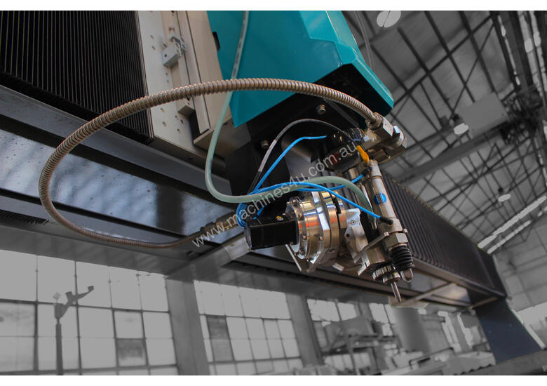 Mach 500 Waterjet Cutting Machine for Heavy Cutting Applications