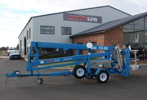 Cherry Picker - 50' (17.09m) Trailer Mounted
