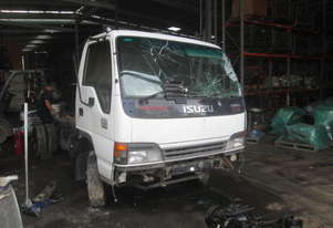 2005 Isuzu NPR70L - Wrecking - Stock ID 1606