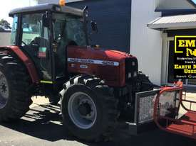 1997 Massey Ferguson 4WD Tractor & Slasher. E.M.U.S. MS480 - picture1' - Click to enlarge