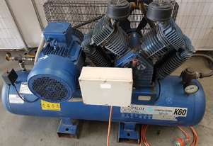 USED PILOTAIR K60 11Kw/K50 7.5Kw/K25 4Kw/NS59 15hp AIR COMPRESSORS -  SALE from $1,800