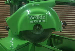 Wadkin Bursgreen BRA Radial Arm Docking saw