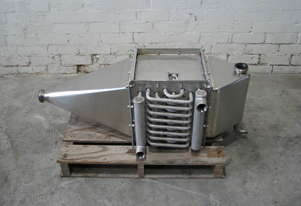 Stainless Steel Heat Exchanger - Heuch