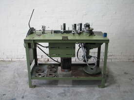 Industrial Electric Metal Pipe Tube Bender - 3HP - picture0' - Click to enlarge