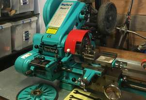 Myford Super 7 Plus Big Bore Hobby Metal Lathe