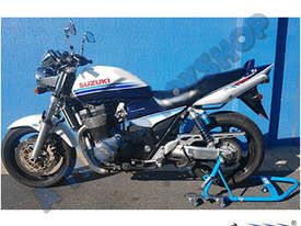 MOTORBIKE REAR WHEEL STAND - picture2' - Click to enlarge