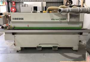 Biesse Edgebander hot melt