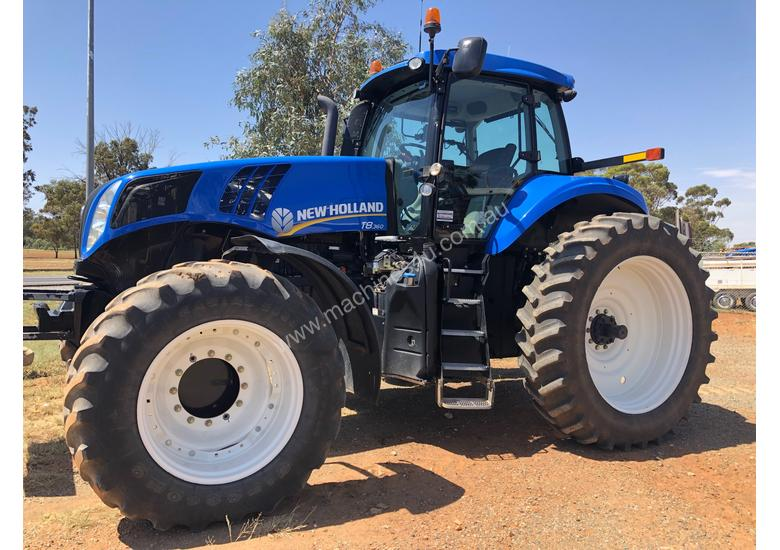 2013 New Holland T8.360