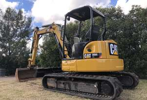 2015 (Sold New 2016) CAT 305E2 Fully Serviced with only 1871hrs