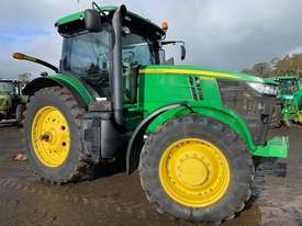 John Deere 7200R Cab Tractor - picture0' - Click to enlarge