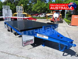 Single Axle Tag Trailer 11 Ton Metallic Blue  ATTTAG - picture0' - Click to enlarge