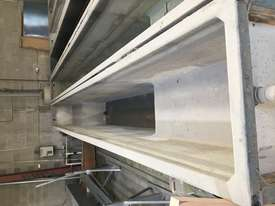 Powdercoating extrusion dipping tanks - picture2' - Click to enlarge