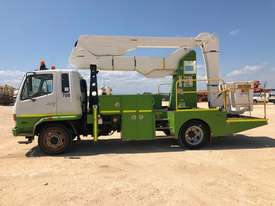 2005 MITSUBISHI FK 600 Travel Tower Truck - picture1' - Click to enlarge