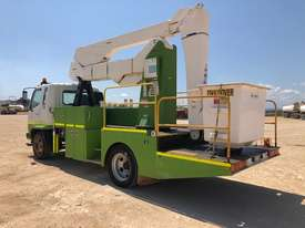 2005 MITSUBISHI FK 600 Travel Tower Truck - picture2' - Click to enlarge