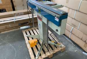 AS TRADED - BAILEIGH 1250E - ELECTRIC FOLDER BENDER - 1250MM WIDE - 240VOLT