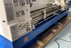 PUMA MANUAL LATHE | 3000MM BC | 660MM SWING | 105MM SPINDLE BORE | DIGI READOUT | QUICK CHANGE TP