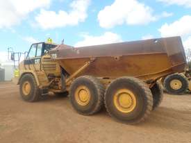 Caterpillar 725 Articulated Dump Truck - picture0' - Click to enlarge