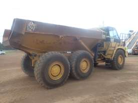 Caterpillar 725 Articulated Dump Truck - picture1' - Click to enlarge