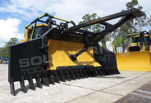 Stick Rake + Tree Pusher for D6T dozer SU Blade DOZRAKE