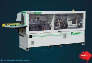 Fravol Master M200-23 Edgebander - Extremely Compact Entry Level Machine