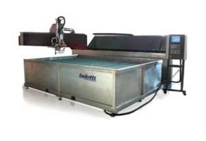 BELOTTI (Italy) Wing Jet Compact Water Jet