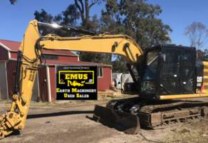 2012 Cat 312E Excavator with Blade & Buckets.  MS566