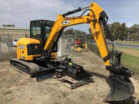2018 JCB 48Z-1 5 TONNE MINI EXCAVATOR + BUCKETS - picture0' - Click to enlarge