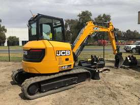 2018 JCB 48Z-1 5 TONNE MINI EXCAVATOR + BUCKETS - picture1' - Click to enlarge