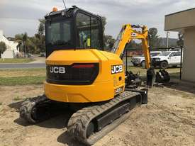 2018 JCB 48Z-1 5 TONNE MINI EXCAVATOR + BUCKETS - picture2' - Click to enlarge