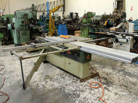 SCM SI 16 W Sliding Panel saw - picture1' - Click to enlarge