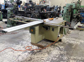 SCM SI 16 W Sliding Panel saw - picture2' - Click to enlarge