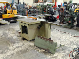 SCM SI 16 W Sliding Panel saw - picture3' - Click to enlarge