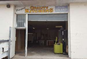 Full wood working business including machinery for sale.