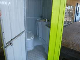 PORTABLE SITE TOILET - picture0' - Click to enlarge