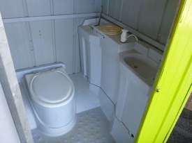 PORTABLE SITE TOILET - picture1' - Click to enlarge
