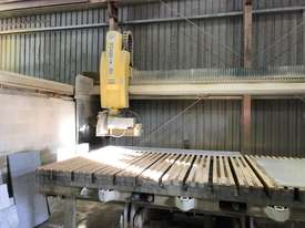 Stone CNC Bridge Saw - picture0' - Click to enlarge