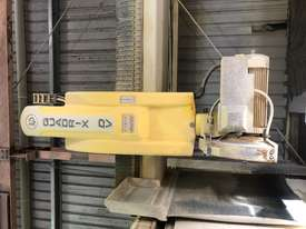Stone CNC Bridge Saw - picture1' - Click to enlarge